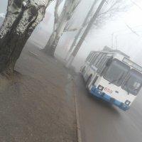 Загадочный Тролейбус :) :: Максим Мартыненко
