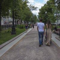 Бульвар :: Андрей Шаронов