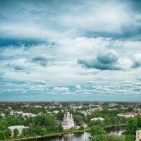 ..почти с высоты птичьего полёта.... :: Екатерина Overon