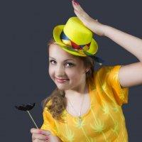 цирковое представление начинается :: Ольга Захарова