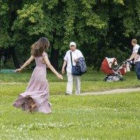 Почему люди не летают как птицы? :: Ренат Менаждинов