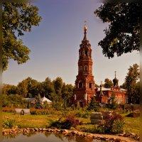 Павлово -Посадский монастырь :: Александр Сендеров