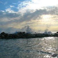 Шторм на Тирренском море :: Ekaterina Korotkevich