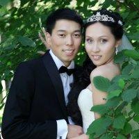 Свадьба Даурен и Айдана :: Женя Тарасов