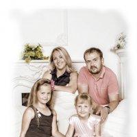 семейная фотосессия :: Оксана Богачева