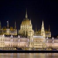 Парламент Венгрии :: Игорь ПИСАРЕВ
