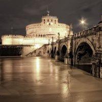 Замок Святого Ангела :: Марина Назарова