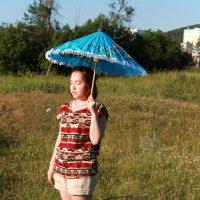 Японский зонтик :: Альбина Ставрогина
