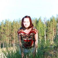 Травушка :: Альбина Ставрогина