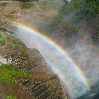 Радуга над водопадом :: Irina Nil