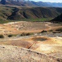 Вид на горы, Иран :: Irina Nil