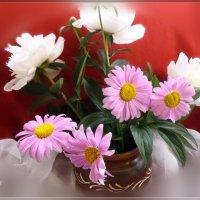 Букет летних цветов :: galina tihonova