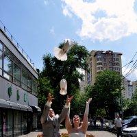 Свадьба Саши и Кати. 2011 :: Евгений Кутняк