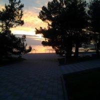 Ещё один морской закат :: Дмитрий Никифоров