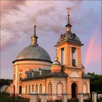 Храм Рождества Христова. :: Евгеша Сафронова