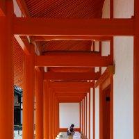 Приготовления к празднику в Императорском дворце, Киото :: Sergei Khandrikov