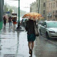 Летний дождь :: Наталья Rosenwasser