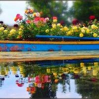 букет с лодку :: Natalia Mihailova