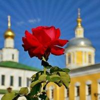 В монастыре :: Евгений Жиляев