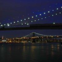 Два моста :: Galina Kazakova