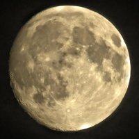 Луна в перигее :: Игорь Мукалов