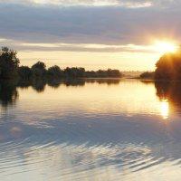 Река :: Алексей Радченко