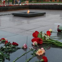 Вечный огонь :: Маруся Шитова