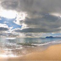 весенним золотом усыпан весь песок :: viton