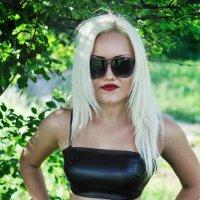 гонщица :: Римма Федорова