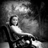 Чёрно-белое настроение :: Елена Кудинова