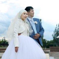 Каирболат и Алия :: Женя Тарасов