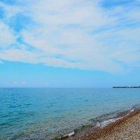 Старая Гагра пляж :: Алексей Пахомов