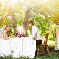 Солнечный ужин :-) :: Роман Левински