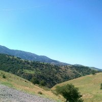 Горы Узбекистана :: Дилдора Туляганова