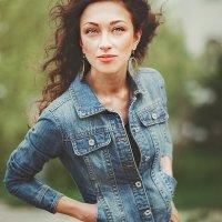 Женский портрет :: Ольга Самойлова