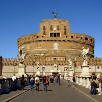 Замок Святого Ангела в Риме. :: Ольга