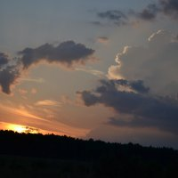 Тот же закат :: Валерий Родиков