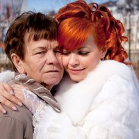Бабушка любимая... :: Margarita Shrayner