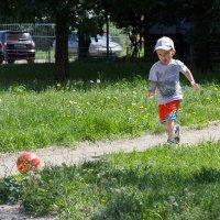 Играющий ребенок :: Юлия Уткина
