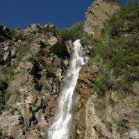 Тургеньское ущелье. Водопад Медвежий. :: Алексей Кудрявцев