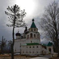 Антониево-Сийский монастырь :: Елена Третьякова