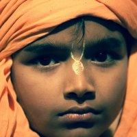 Indian boy :: Олег Мишунов