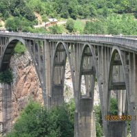 Черногория,каньон реки Тары :: Наталья