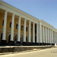 "Гостиница ""Цемент"" :: Дмитрий Тарарин"