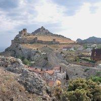 крымский пейзаж :: вадим измайлов