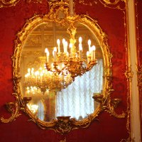 Комната с зеркалом :: Alex Kamensky