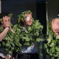 летний народный праздник :: Bronius Gudauskas