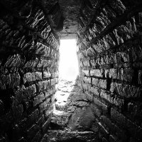 Свет в окне Бураны :: Екатерина Аматова