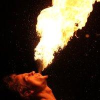 Огнем :: Ника Чехова