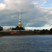 Петропавловская крепость :: Ольга Прилуцкая